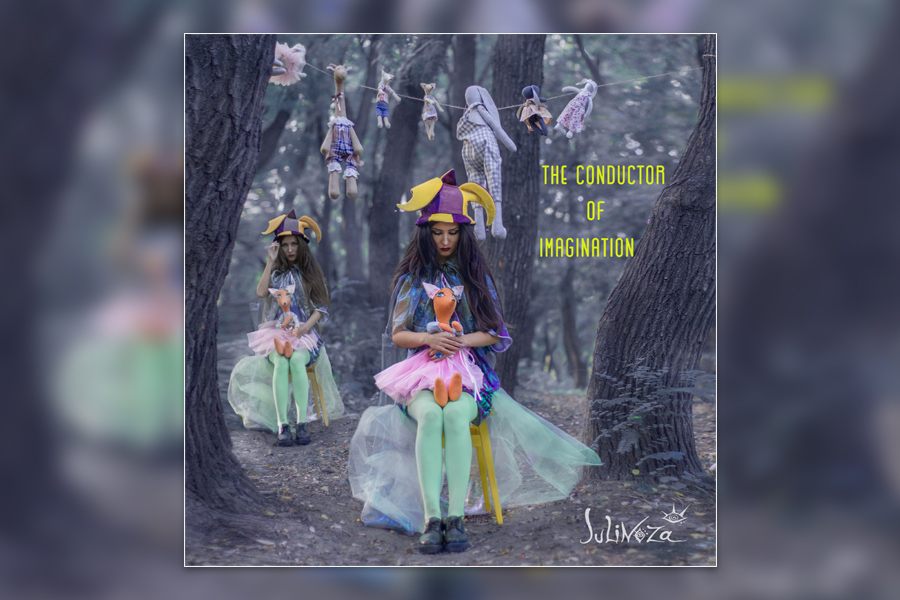 Julinoza-Music Гурт JULINOZA випустив фантасмагоричний альбом The Conductor of Imagination — UA MUSIC | Енциклопедія української музики