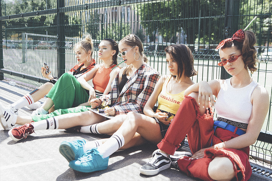 27 липня популярна група Open Kids, презентувала свою нову роботу під назвою «Стікером»