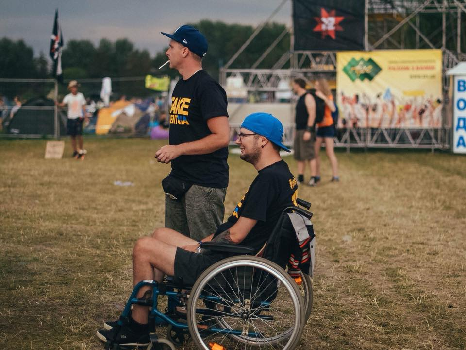 Фестиваль Файне Місто реалізовує соціальні ініціативи для людей з інвалідністю