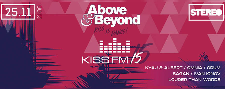 KISS FM Birthday