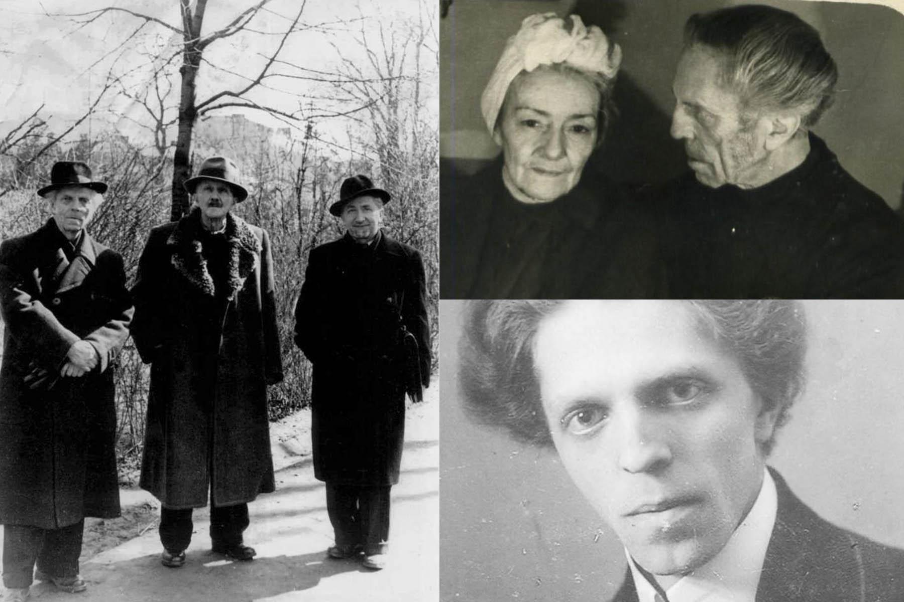 barvinskiy 20 лютого 1948-ого Василь Барвінський мав відзначити своє 60-ліття. — UA MUSIC | Енциклопедія української музики