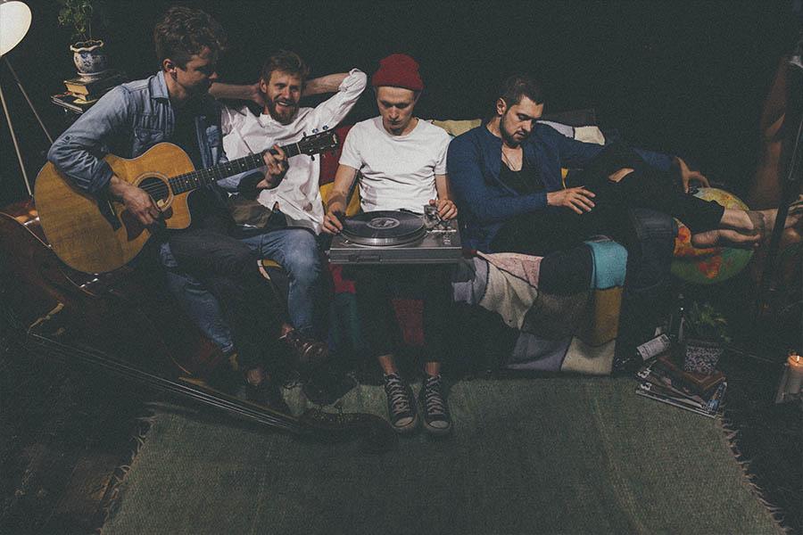Bahroma_band Прем'єра: Bahroma випускає новий альбом і вирушає у всеукраїнський тур — UA MUSIC | Енциклопедія української музики