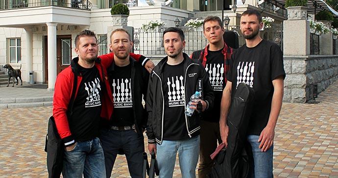 9111 Рок — UA MUSIC | Енциклопедія української музики