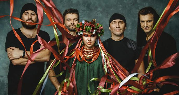 DrymbaDaDzyga Українські виконавці — UA MUSIC | Енциклопедія української музики