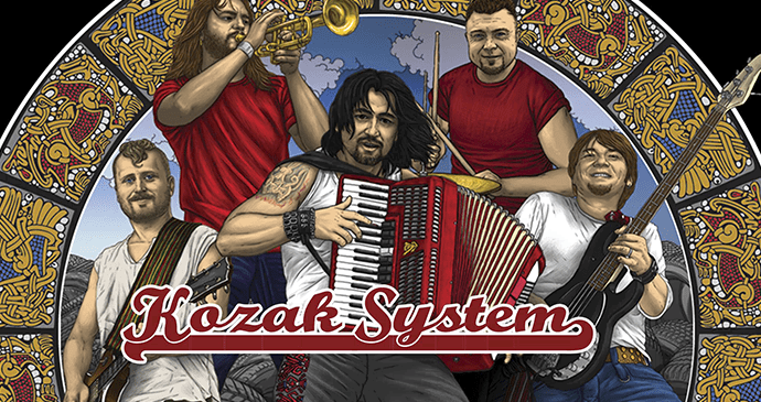 KozakSystem2 Kozak System | UA MUSIC Енциклопедія української музики