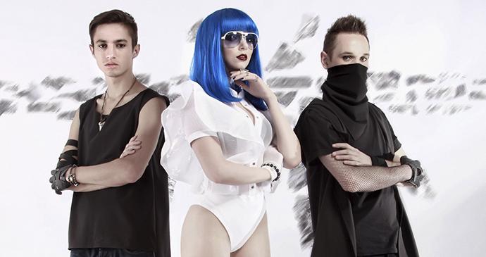 Orionix3 Рок — UA MUSIC | Енциклопедія української музики
