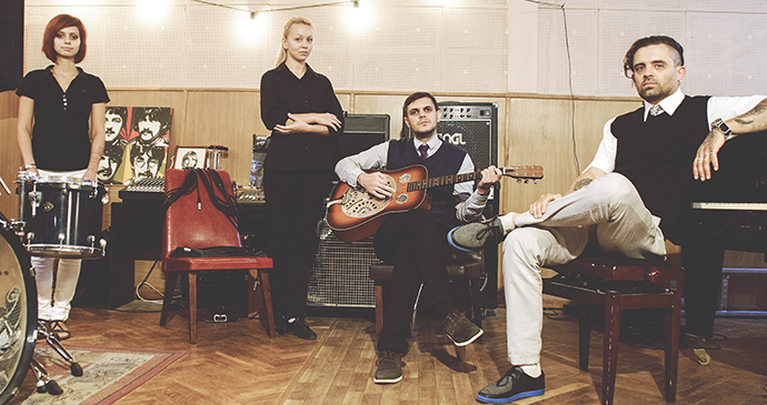 Pnd1 Пісні Наших Днів — UA MUSIC | Енциклопедія української музики