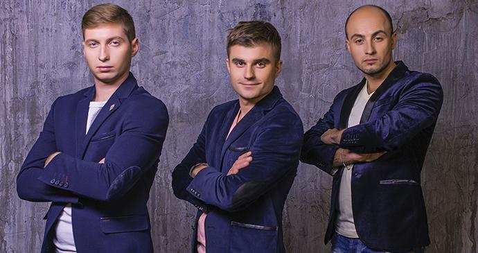 Trioda2 ПОП — UA MUSIC | Енциклопедія української музики
