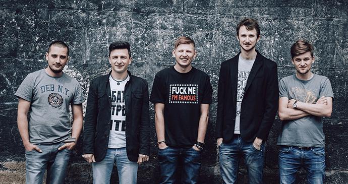 fiolet2 Українські виконавці — UA MUSIC | Енциклопедія української музики