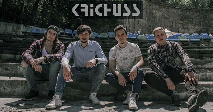 krichuss Українські виконавці — UA MUSIC | Енциклопедія української музики