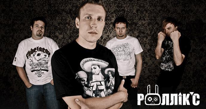 rolliks3 Роллік'с — UA MUSIC   Енциклопедія української музики
