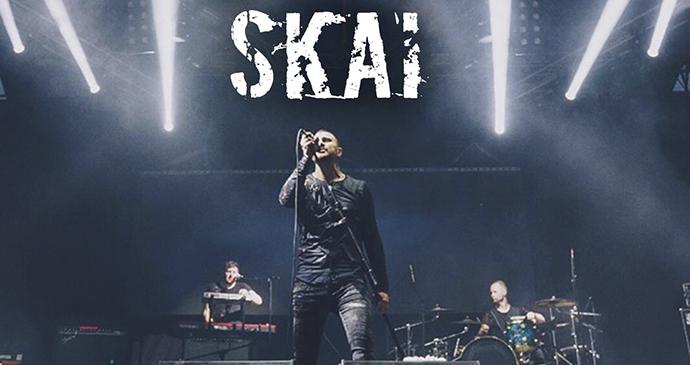 skaiband1 СКАЙ / SKAI | UA MUSIC Енциклопедія української музики