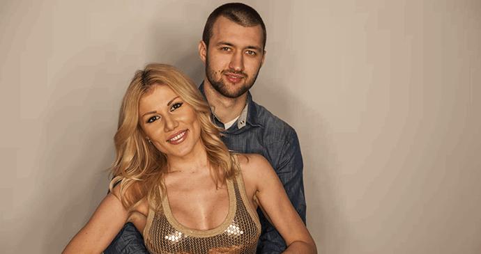 Тамерлан та Альона Омаргалієва