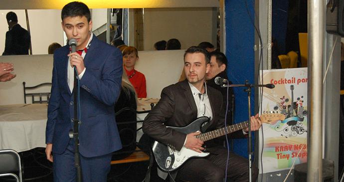 tinisteps Українські виконавці — UA MUSIC | Енциклопедія української музики