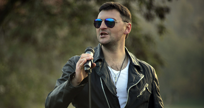 zalissko Українські виконавці — UA MUSIC | Енциклопедія української музики