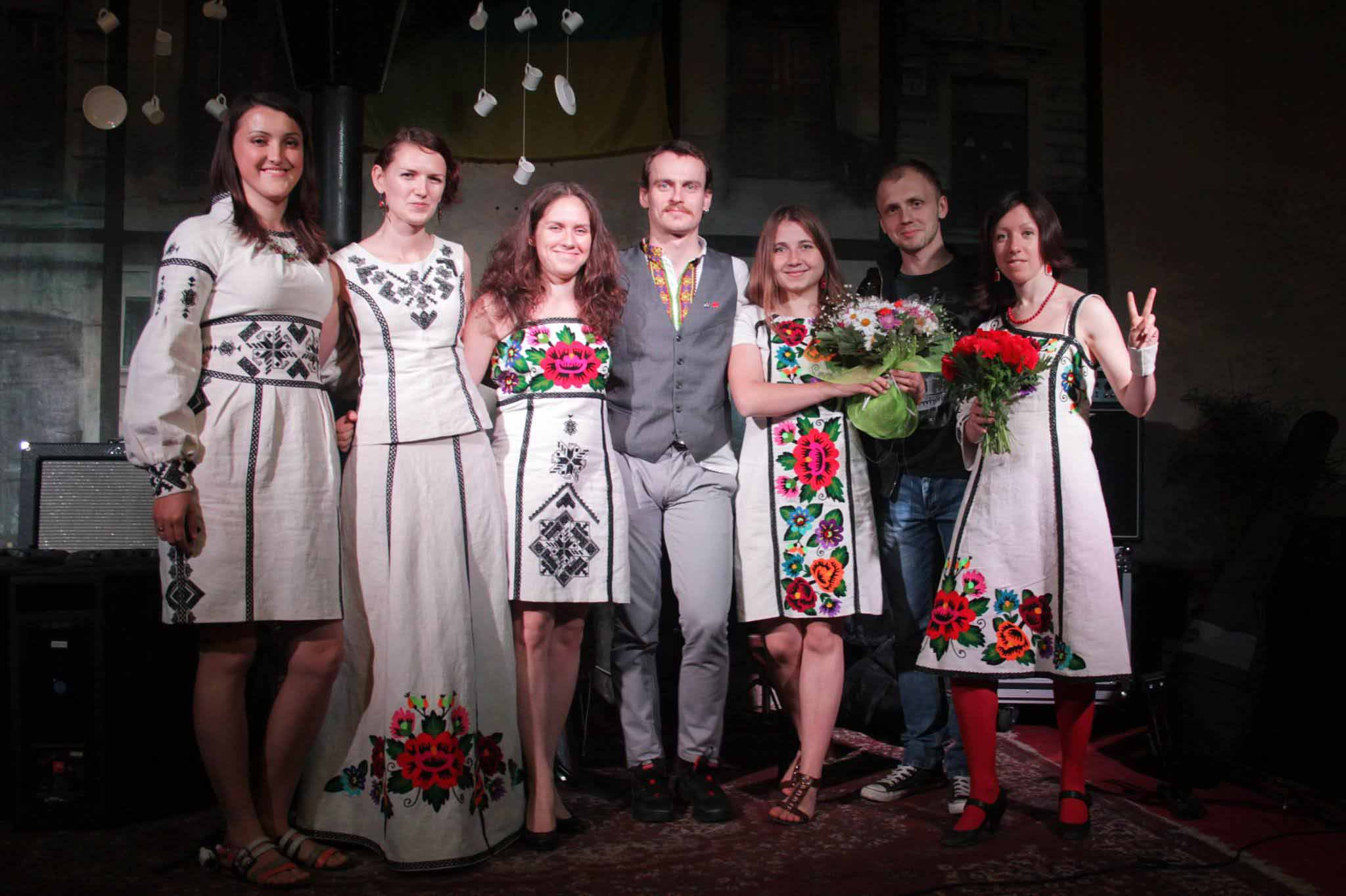 CherryBand1 Cherry Band — UA MUSIC | Енциклопедія української музики