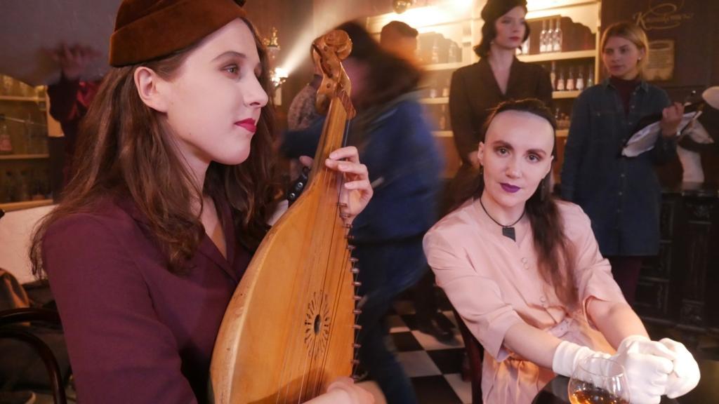 clip_pororoka_backstage2 Pororoka - Нащо — UA MUSIC   Енциклопедія української музики